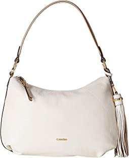 Holly Pebble Leather Hobo