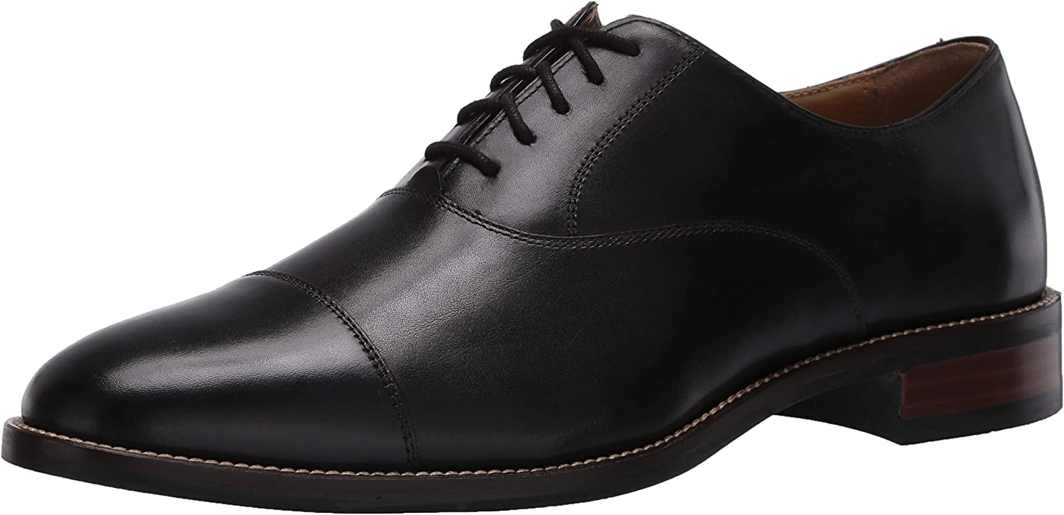 Cole Haan Mens Lenoxford Hill Cap Toe Oxford Ford