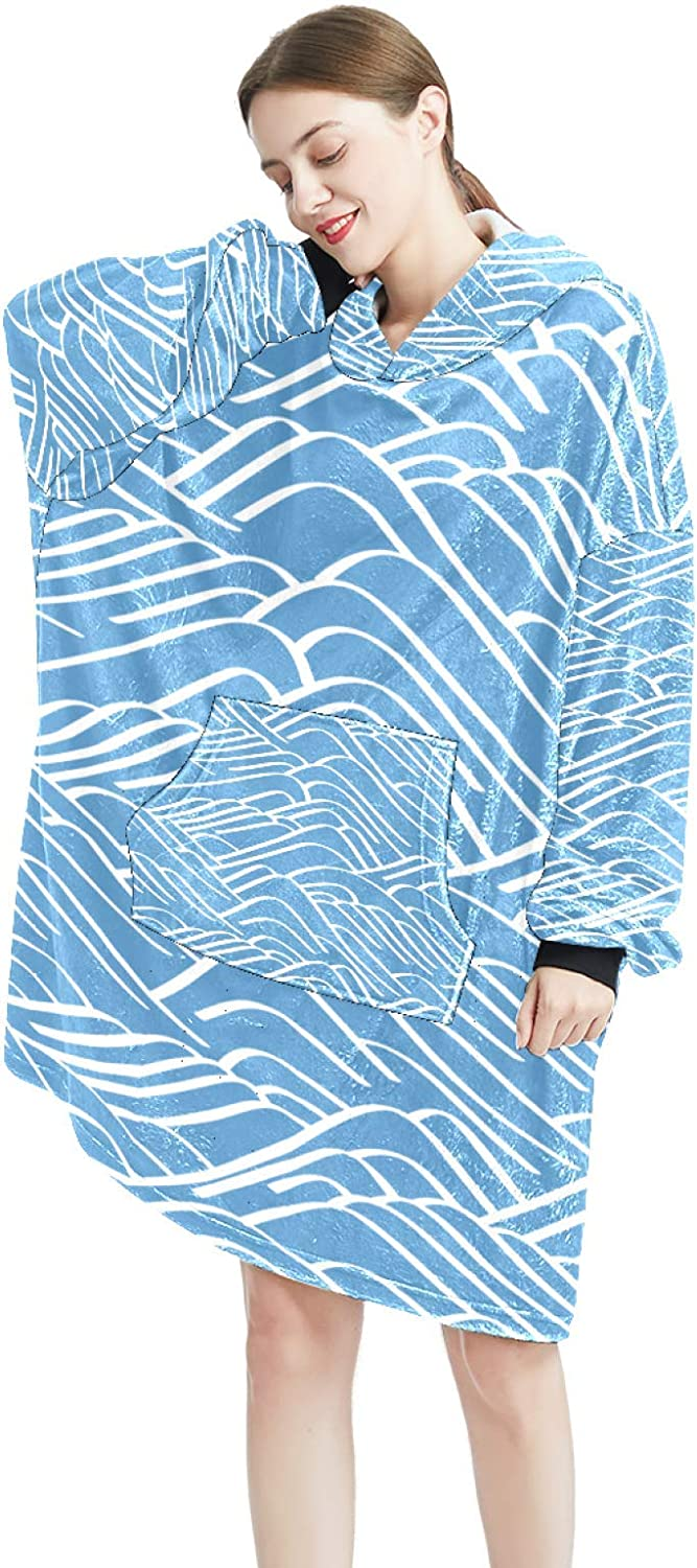 Cozy Oversized Maternity Hoodie Pri Traditional Low price Max 87% OFF Japanese Blanket