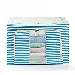 DWW-Panier de rangement Vêtements de stockage boîte Oxford tissu grand stockage finition tissu finition sacs maison étanch...