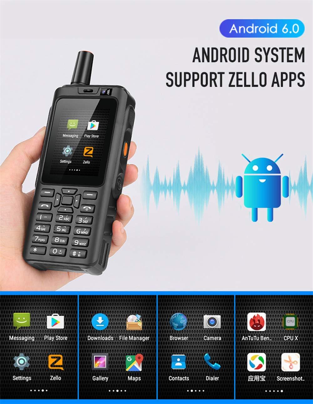 Alps F40 Zello Walkie Talkie 4G Mobile Phone IP65 Waterproof ...