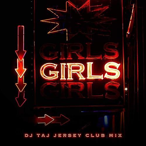 Poledancer (feat. Megan Thee Stallion) [DJ Taj Jersey Club Mix ...