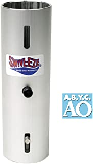 attwood White Standard 238614-1 238 Series Fixed Height Extension Post-14 (Bulk Packaging)