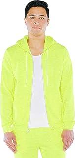 American Apparel Men's Flex Fleece Long Sleeve Zip Hoodie