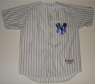 Mark Teixeira Autographed Jersey (Yankees)
