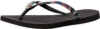 Havaianas Women's Slim Tropical Straps Sandal