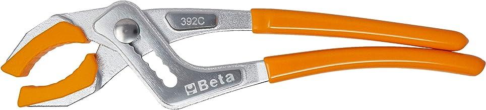 Alicate Ajustável Para Sifões Beta 392c Laranja 260 Mm