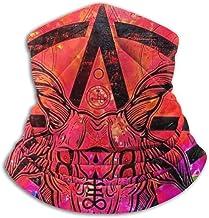 Pentagram Demon Baphomet Satanic Goat Head Unisex Neck Warmer Gaiter Balaclava Máscara de esquí Clima frío Mascarilla Sombreros de invierno Sombreros Sombreros para hombres Mujeres
