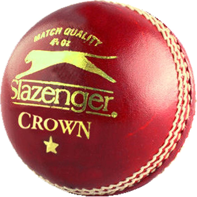 Slazenger Cricket Equipment & Accessory Crown Match Training & Practice Ball
