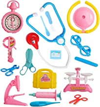 Amitasha Medical Kit Doctor Toys Pretend Play Set for Kids