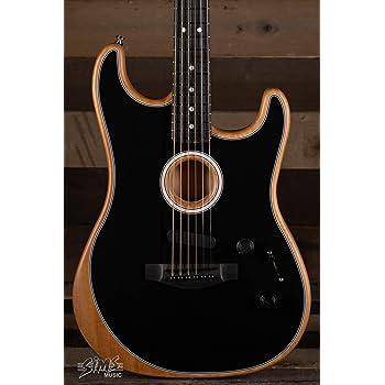 Fender Acoustasonic Stratocaster - Black