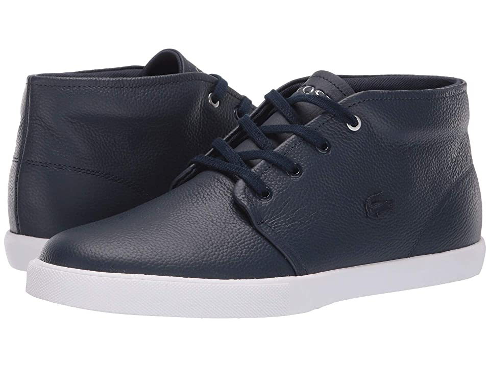 Lacoste Asparta 119 1 P (Navy/White) Men