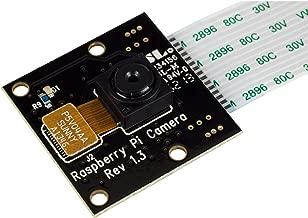Raspberry Pi 5MP 1080P Camera Noir (No IR Filter) Night Vision Module