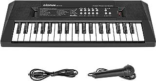 Shayson Piano for Kids, Electronic Keyboard Piano 37 Keys, K