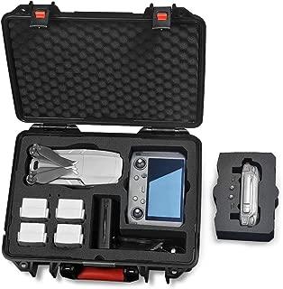 Lekufee Professional Carrying Case Compatible for DJI Mavic 2 Pro/DJI Mavic 2 Zoom and New DJI Smart Controller