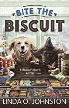 Bite the Biscuit (A Barkery & Biscuits Mystery Book 1)