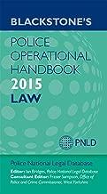 Blackstones Police Operational Handbook 2015
