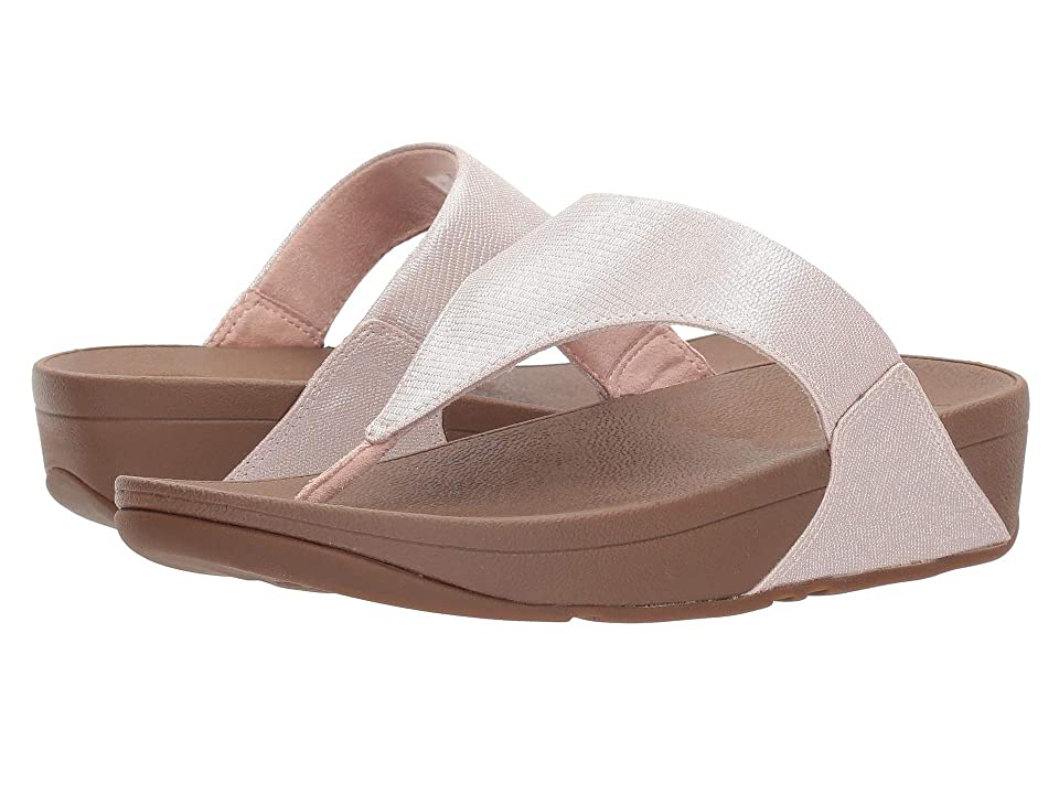 FitFlop Lulutm Toe-Thong Sandals (Nude) Women