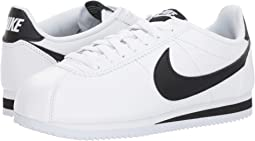 f0ef574c0b6a White womens nike cortez basic leather casual shoes