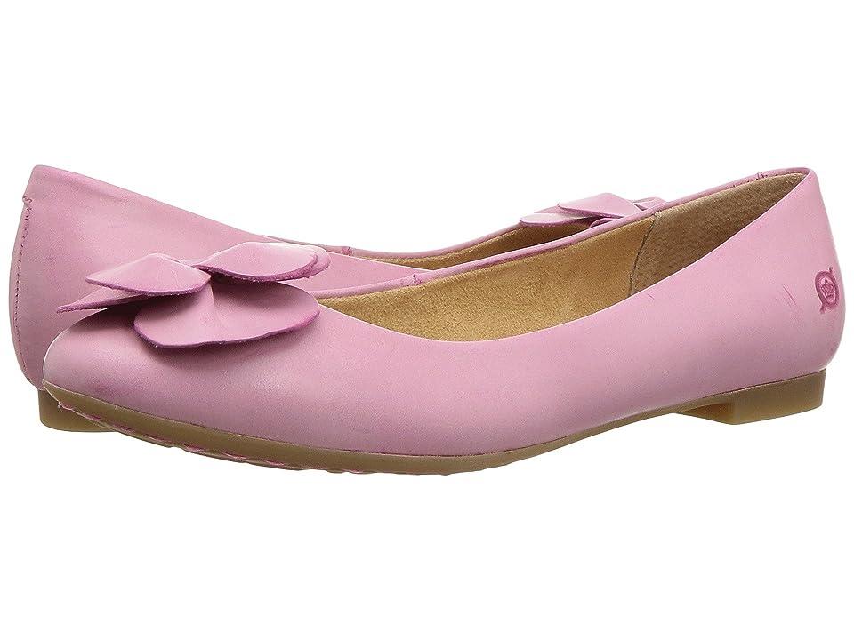 Born Annelie (Dark Pink Full Grain Leather) Women