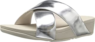 FitFlop SWOOP™ SLIDE SANDALS womens Sandal