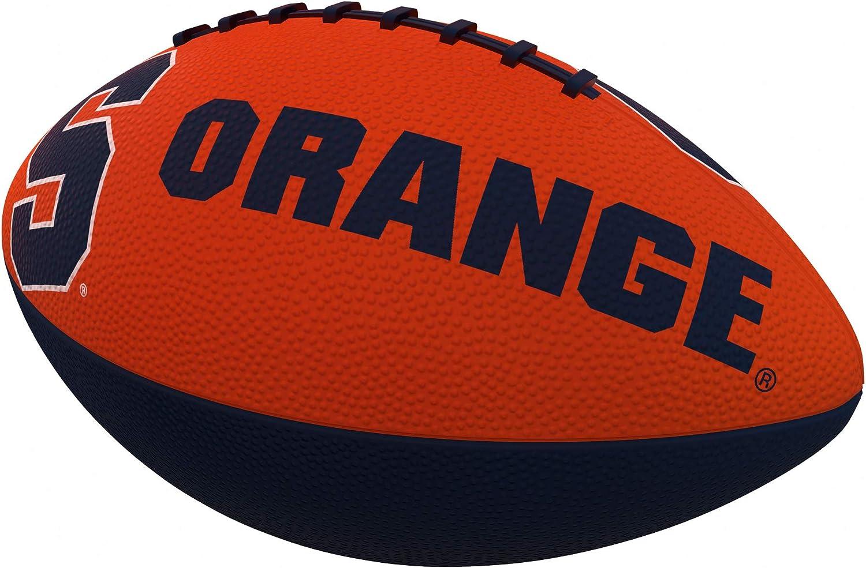 Logo Brands NCAA Unisex Adult Combo Full Size Rubber Football Multicolor