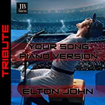 your song elton john piano