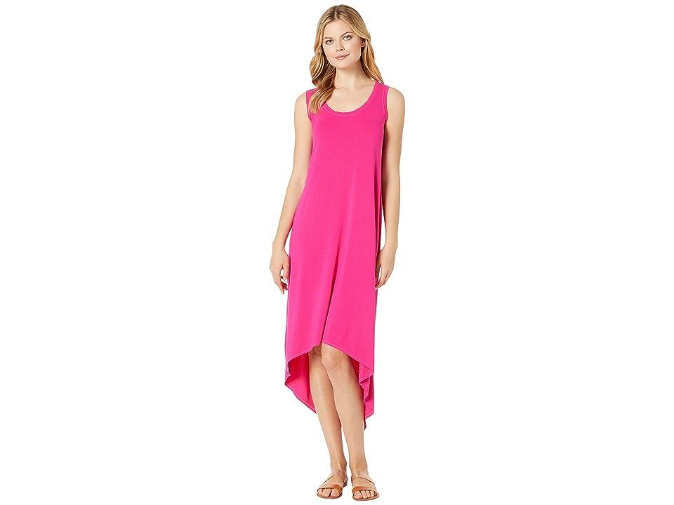 Fresh Produce Hilo Staple Maxi Dress (Raspberry) Women