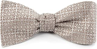 The Tie Bar Opulent 100% Woven Silk Bow Tie