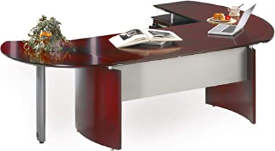 Safco Products Mayline Napoli Series Suite #5 Desk,