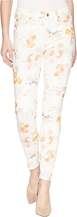 7 For All Mankind The Ankle Skinny in Loft Garden