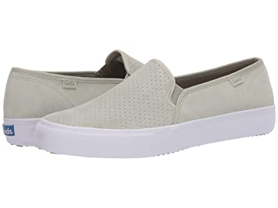 Keds Double Decker Perf Suede (Sage) Women