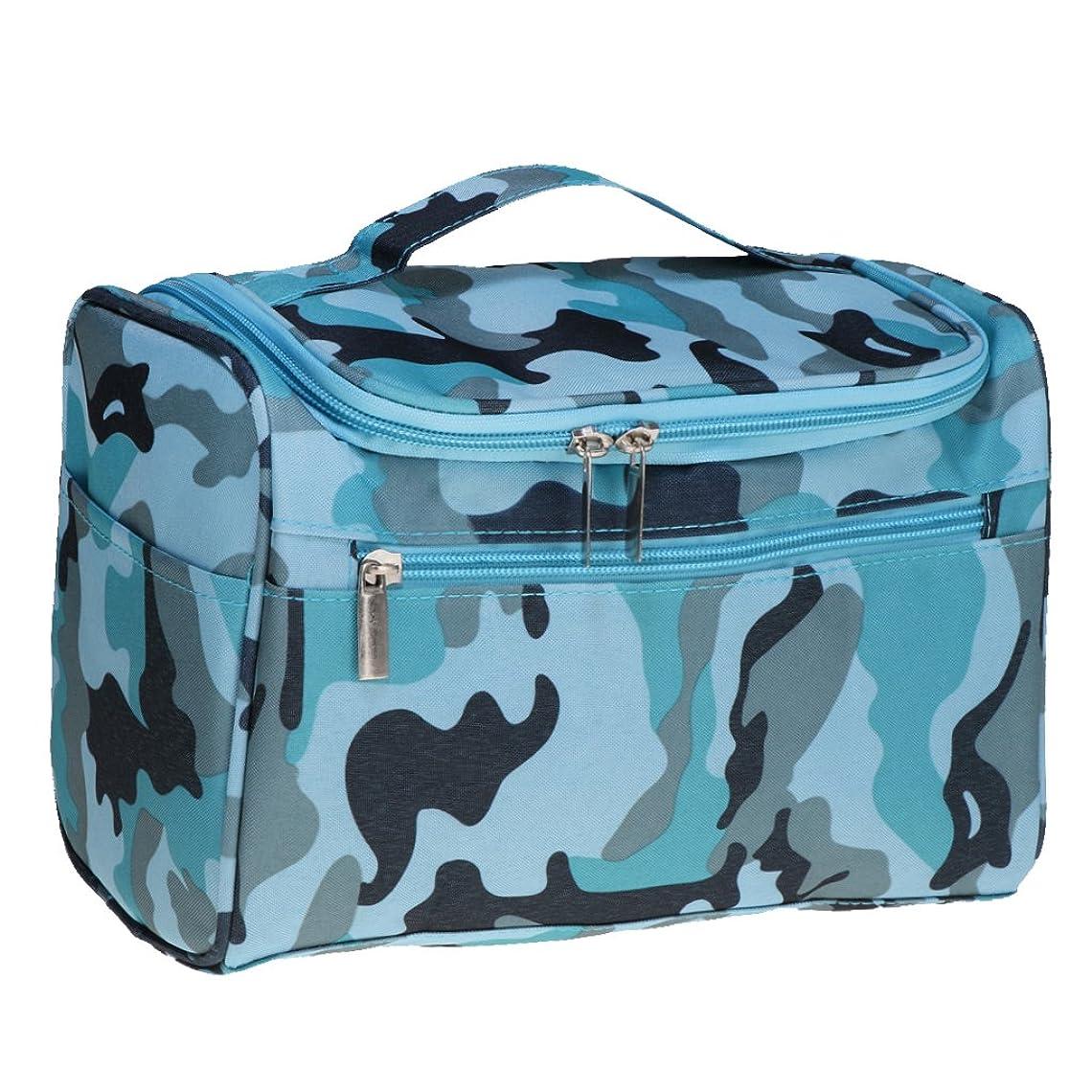 ファウル穿孔する立派なHomyl 大容量 洗濯バッグ 化粧品袋 メーキャップ 化粧品 収納袋 実用的 二重目的 トイレタリーバッグ 多種選べる - #9