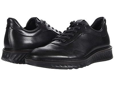 ECCO ST.1 Hybrid Sneaker (Black) Men