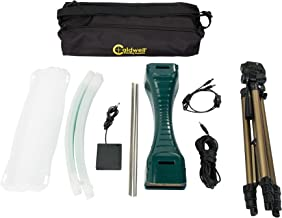 Caldwell Ballistic Precision Chronograph Premium Kit with Tripod for Shooting Indoor and Outdoor MPS/FPS Readings