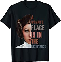 A Woman's Place Is In The Resistance T Shirt