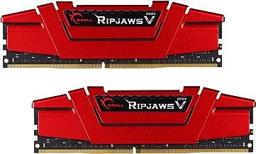 G.SKILL Ripjaws V Series 32GB (2 x 16GB) 288-Pin DDR4 SDRAM DDR4 3200 (PC4 25600) Memory Kit Model F4-3200C16D-32GVR
