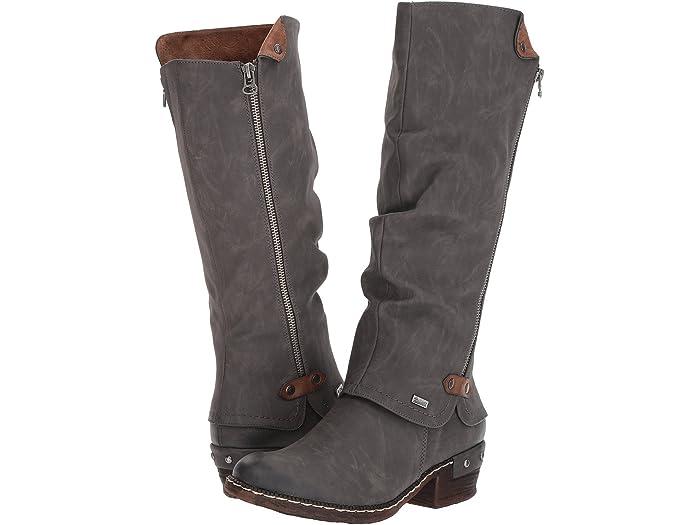 Rieker 93655 Fumo/kastanie Boots