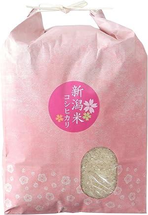 [米作り名人] 三田村さんの 新潟産コシヒカリ 玄米 5kg 【平成30年産 新米】