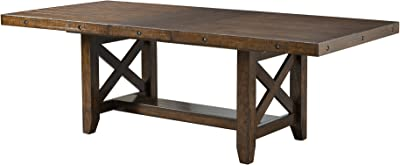 Abbey Avenue Scout Dining Table Chestnut