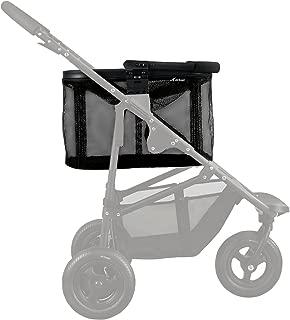 エアバギー AirBuggy マルチバスケット メッシュブラック (バスケットのみ。 フレームとアダプターが必要) ショッピングバスケット AB6004