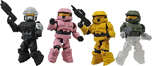 Diamond Select Toys Halo Minimates Series 5 Box Set