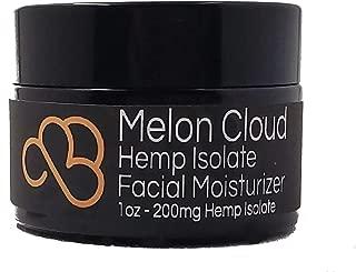 Melon Cloud Hemp Isolate Facial Moisturizer - 200mg/oz