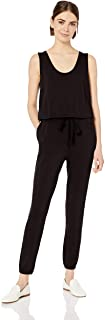Women's Supersoft Terry Relaxed-Fit Sleeveless Jumpsuit