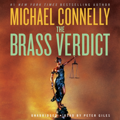 The Brass Verdict  By  cover art