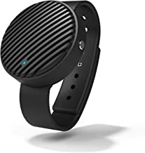 Tech-Life BoomBand – The World's Most Portable Speaker – Waterproof Wearable Bluetooth Speaker, Built-in Mic for Speakerphone–Running, Cycling, Hiking, Camping. 2X Volume of iPhone, Samsung- Black