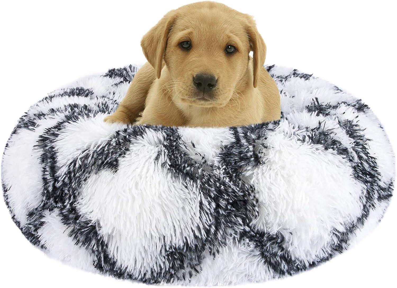 INVENHO Orthopedic Dog Bed Cat for Free shipping Washington Mall Pet Small Dogs Medium