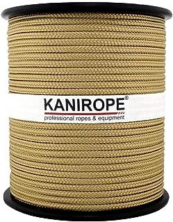 2832 Kanirope/® PP Seil Polypropylenseil MULTIBRAID 3mm 100m geflochten Farbe Mint