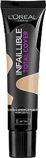 L'Oréal Paris Total Cover Foundation 9 Light Sand Nude