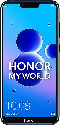 Honor 8C (Blue, 4GB RAM, 32GB Storage)